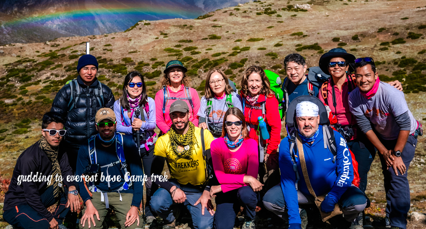 Community Trek Guiding Everest Trek