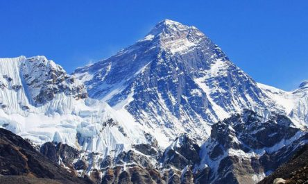 Everest Expedition from Nepal