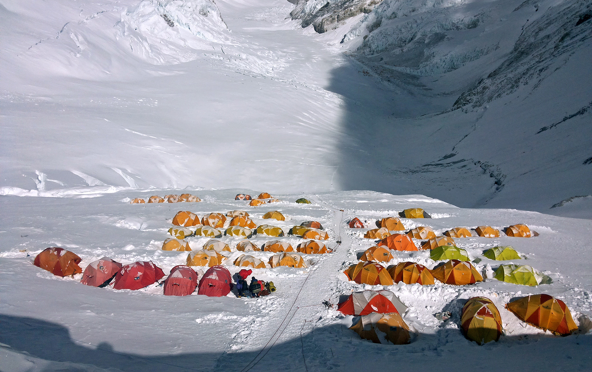 Everest Expedition Photos