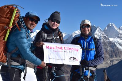 Mera Peak Expedition