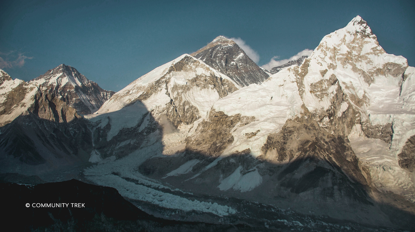 Everest three pass trek, your next holiday destination
