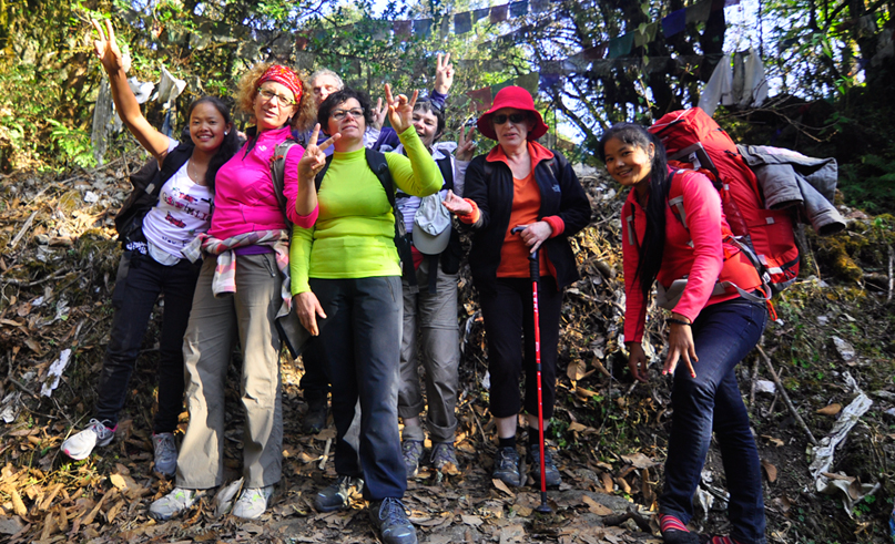 Women Trekking Guide Nepal