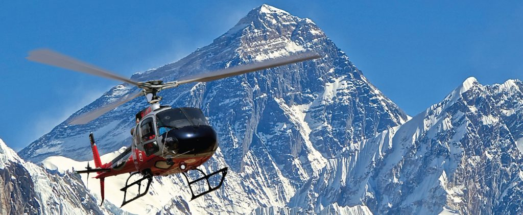 Heli Tour Everest