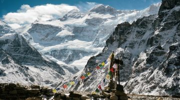 Kanchenjunga Base Camp Photos