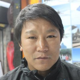 Ongchhu Sherpa Mountain Guide Nepal