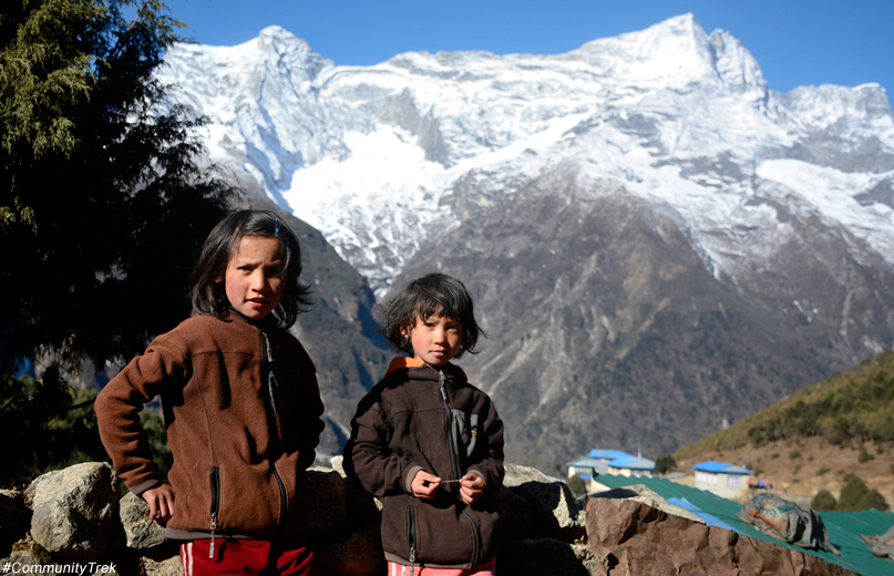 Sherpa Children of Everest