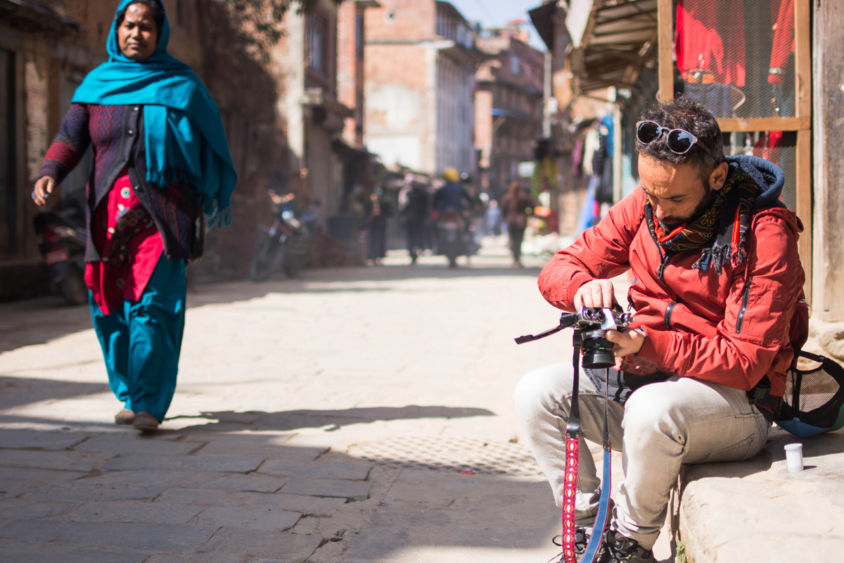 Bhaktapur during the Kathmandu Photography Tour
