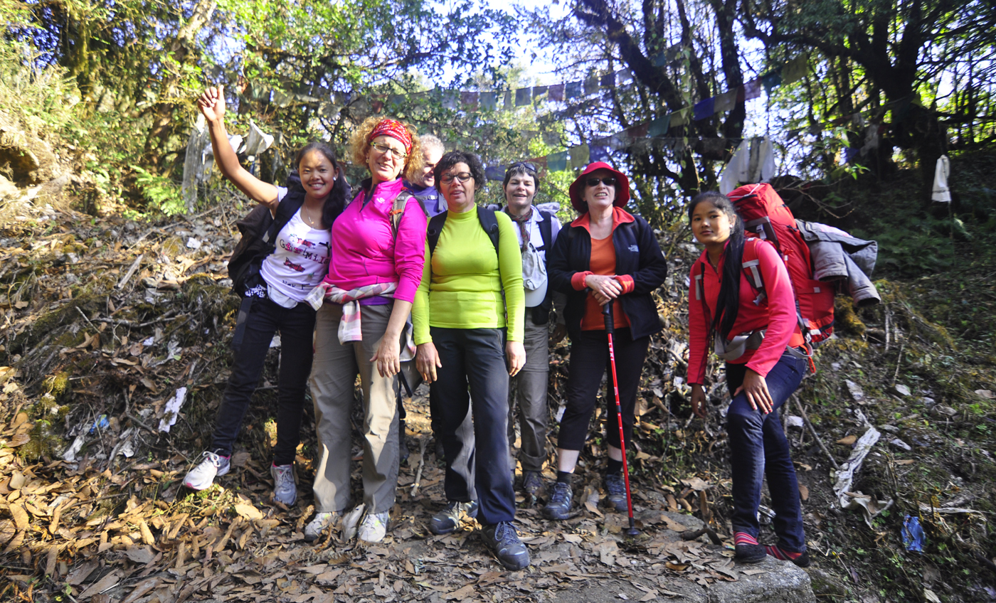 Baseri Village Community Trek