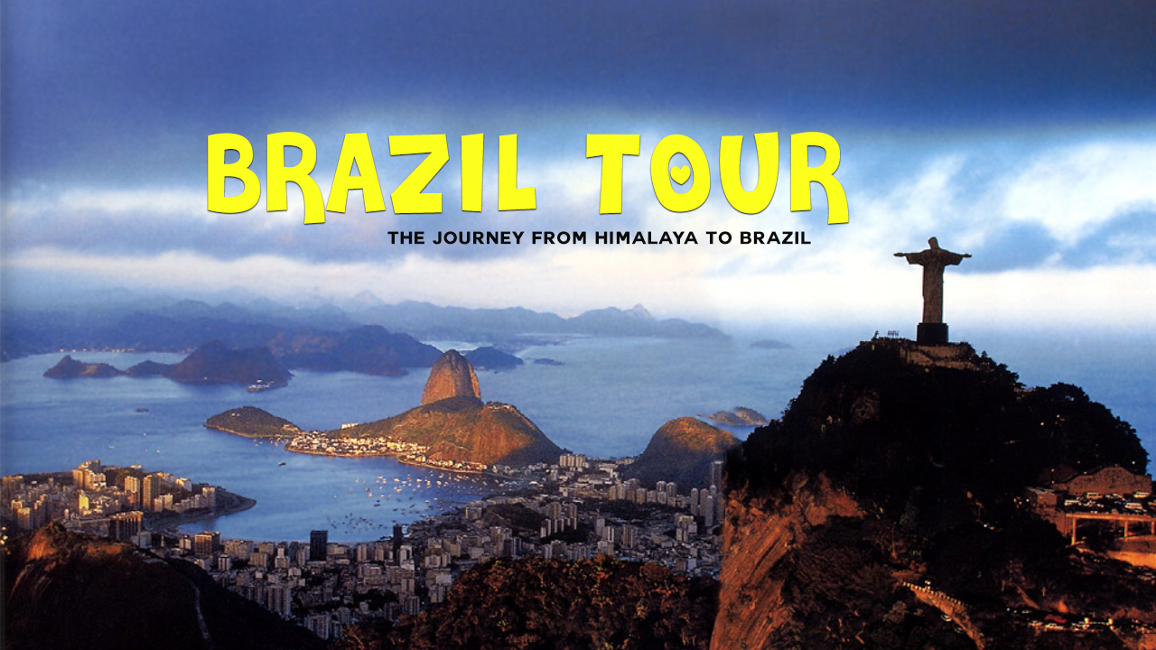 Brazil Tour from Nepal